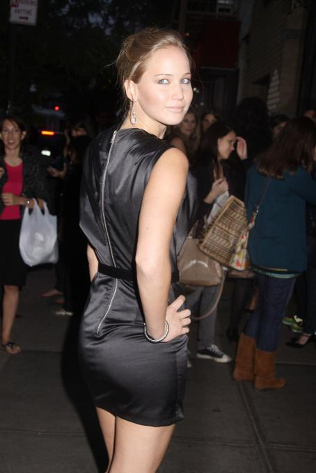 Jennifer Lawrence  - 'The Burning Plain' Screening At Sunshine Cinema On September 16, 2009 In New York City