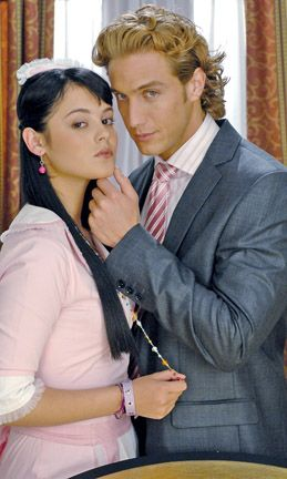 Allisson Lozz and Eugenio Siller