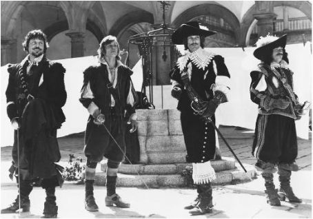 Oliver Reed The Three Musketeers: The Queen's Diamonds