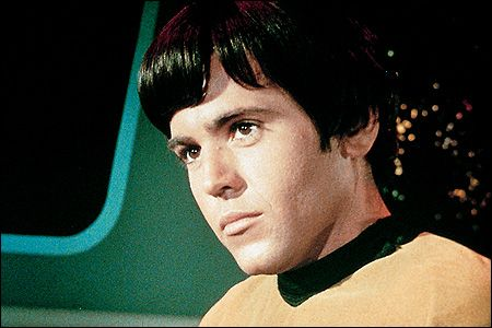 Walter Koenig  in Star Trek